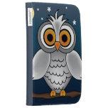 Full Moon Owl Kindle Keyboard Case