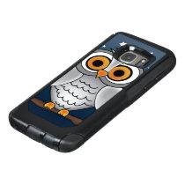 Full Moon Owl OtterBox Samsung Galaxy S7 Case
