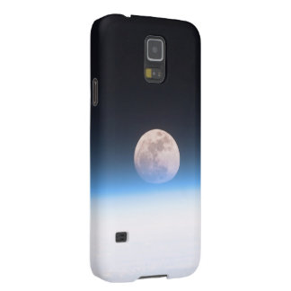 Full moon partially obscured by atmosphere galaxy s5 case