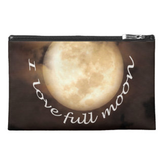 Full moon party in Koh Phangan Travel Accessories Bag