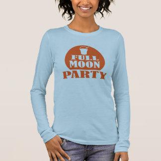 Full Moon Party Long Sleeve T-Shirt