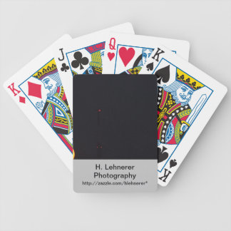 Full Moon Rise Bicycle Playing Cards