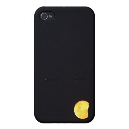 Full Moon Rise iPhone 4/4S Cover
