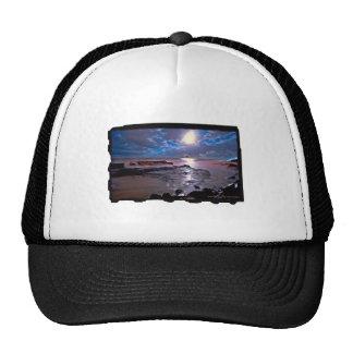 Full Moon Rising Trucker Hat