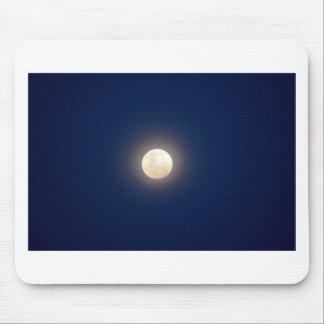 FULL MOON RURAL QUEENSLAND AUSTRALIA MOUSE PAD