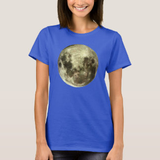 Full moon Southern Hemisphere T-Shirt
