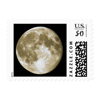 Full moon stamps