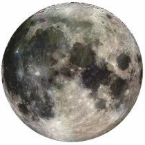 Full Moon Statuette