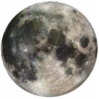 Full Moon Statuette