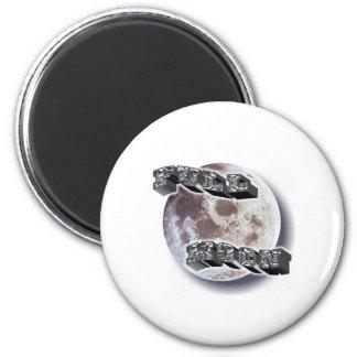 Full Moon Telescope Magnet