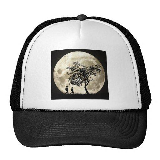 Full Moon Trucker Hat