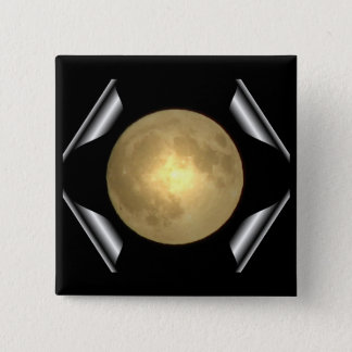 Full Moon (Turn Page Special Effect) Button