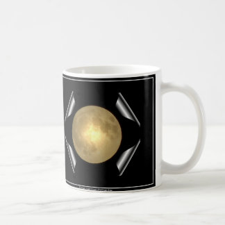 Full Moon (Turn Page Special Effect) Coffee Mug