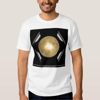 Full Moon (Turn Page Special Effect) T-shirt