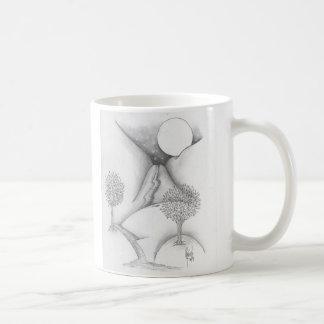 Full Moon Valley Coffee Mug