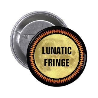 Full Moon with Lunatic Fringe Pin