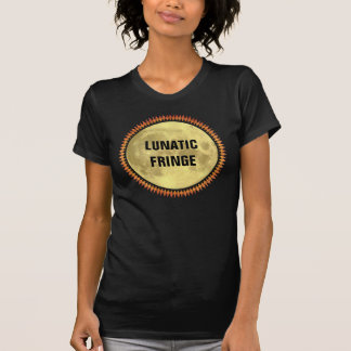 Full Moon with Lunatic Fringe T-Shirt
