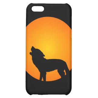 Full Moon Wolf iPhone 5C Case