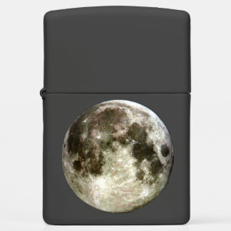 Full Moon Zippo Lighter