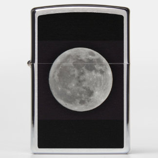 Full Moon Zippo Zippo Lighter