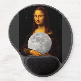 Full Moona Lisa Gel Mouse Pad
