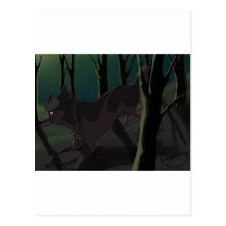"""Full Moon's Gift"""" Postcard"""