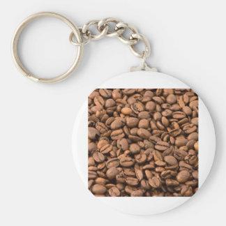 Full of  Beans Keychain