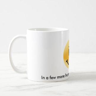Full of beer coffee mug