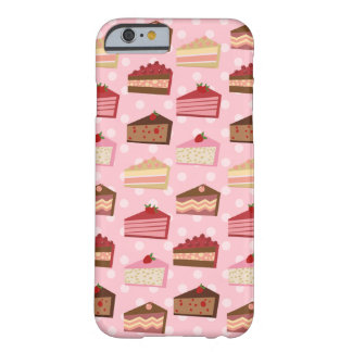 Full of Cakes Barely There iPhone 6 Case