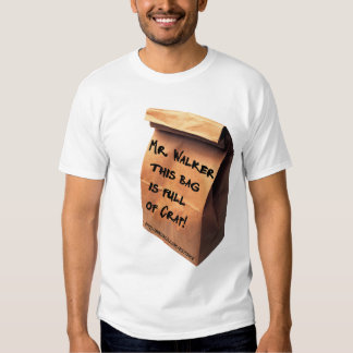 Full of crap brown bag shirts