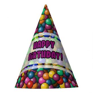 Full of Fun Birthday Party Hat