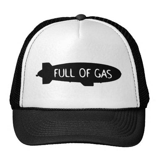 Full Of Gas - Blimp Mesh Hat