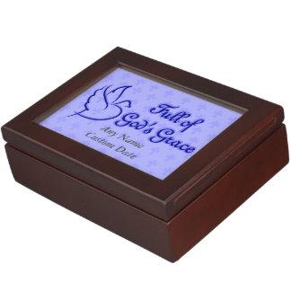 Full of God's Grace Memory Box