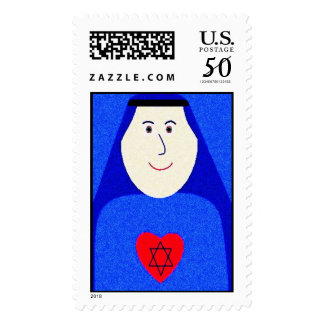FULL OF GRACE POSTAGE