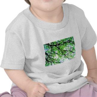 Full of Green T-shirts