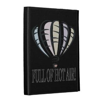 Full Of Hot Air 2 iPad Folio Cover