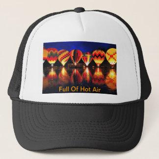 Full Of Hot Air Trucker Hat
