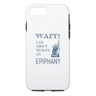 Full of Ideas Creative Epiphany Funny iPhone 7 Case