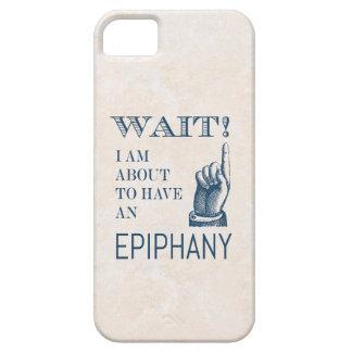 Full of Ideas Creative Epiphany Funny iPhone SE/5/5s Case