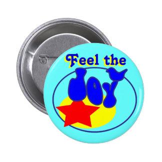 Full of Joy Button