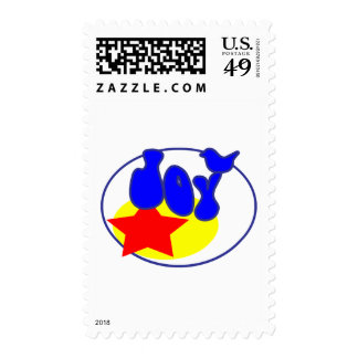 Full of Joy Postage Stamps