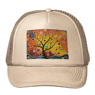 Full Of Life By Lori Everett Trucker Hat