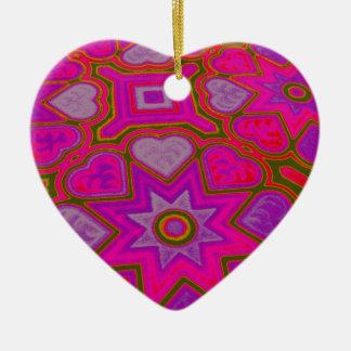 'Full of Love'  Ornament