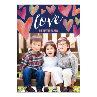 Full of Love Valentine's Day Photo Cards