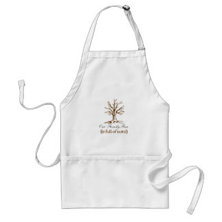 Full of Nuts Adult Apron