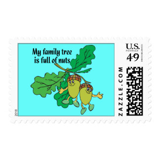 Full of Nuts Postage