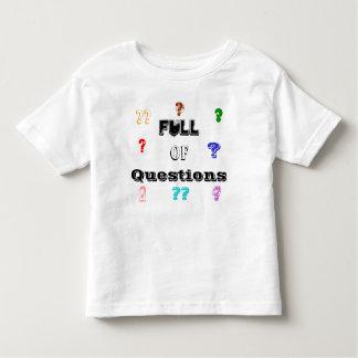 Full of Questions T-shirt