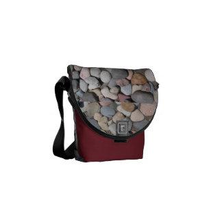 Full of Rocks Mini Messenger Bag