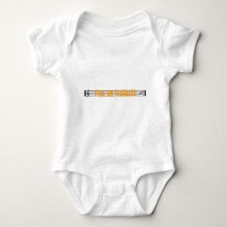 Full On Fearless Baby Bodysuit