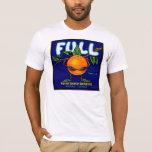 Full - Orange Crate Label T-Shirt